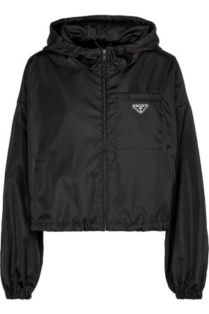 Prada Recycled-nylon jacket