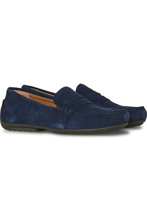 Polo Ralph Lauren Herre Loafers - Reynold Driving Loafer Navy Suede