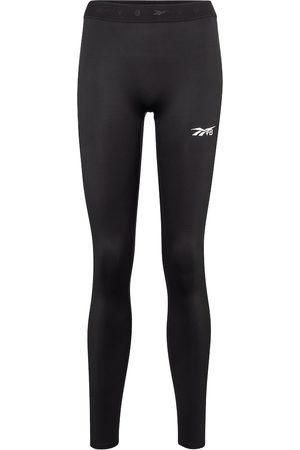 Reebok High-rise technical-jersey leggings