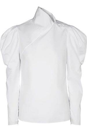 Erdem Cedric cotton poplin blouse