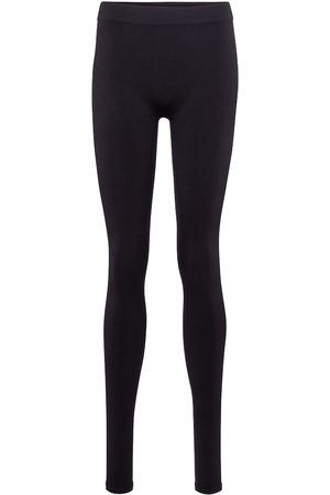 Helmut Lang High-rise jersey leggings