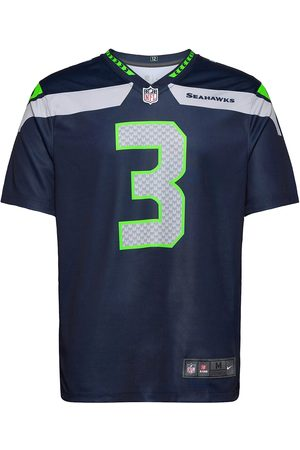 NIKE Fan Gear Herre Kortermede - Seattle Seahawks Nike Legend Jersey T-shirts Short-sleeved