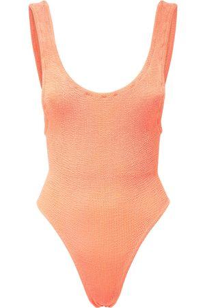 Reina Olga Lvr Exclusive Ruby Scrunchy Swimsuit