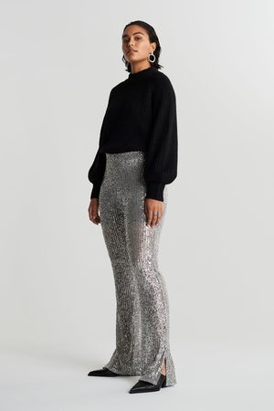 Gina Tricot Sequin trousers