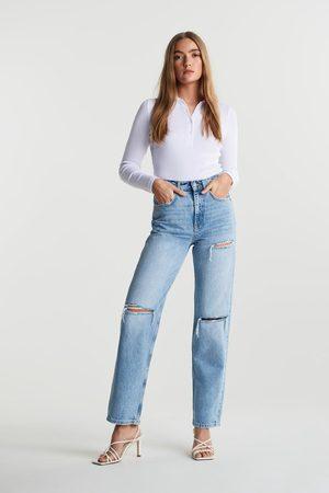 Gina Tricot 90s high waist jeans