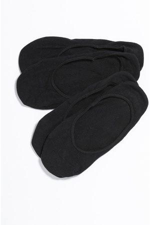 Gina Tricot 2-pack ballerina sokker