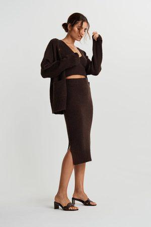 Gina Tricot Aino knitted skirt