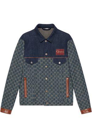 Gucci Eco washed organic denim jacket