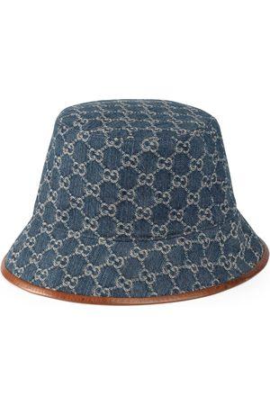Gucci Hatter - GG canvas bucket hat