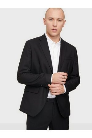 Selected Slhreg-Stock Blz B Blazere & dresser Black