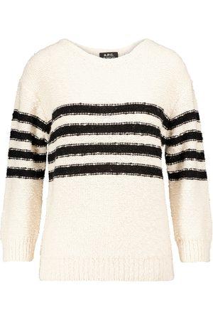 A.P.C. Luzia merino wool-blend sweater