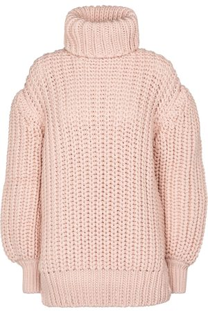 Fendi Wool turtleneck sweater