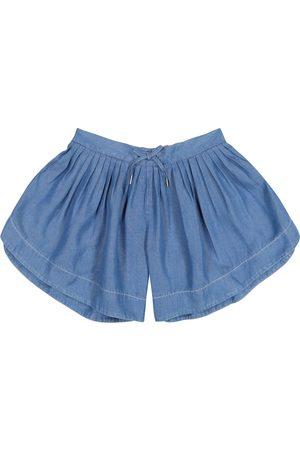 Chloé Pleated shorts
