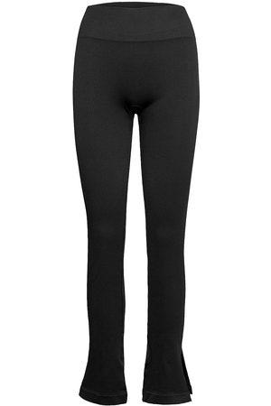 Casall Dame Bukser - Seamless Rib Slit Pants Sport Pants
