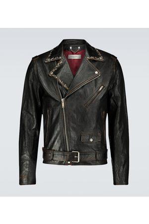 Golden Goose Herre Skinnjakker - Leather jacket