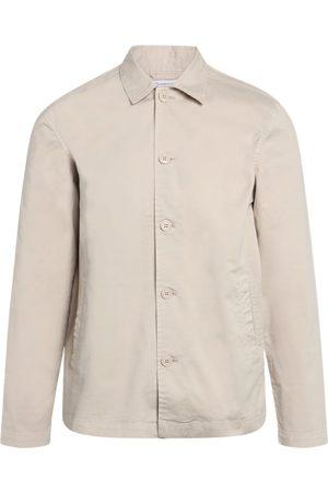 Knowledge Cotton Apparal Pine Poplin Overshirt - Gots/Vegan