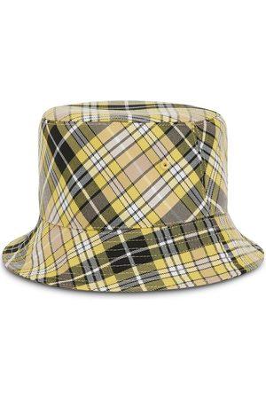 Burberry Herre Hatter - Vintage-Check reversible bucket hat