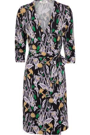 Diane von Furstenberg New Julian Two silk jersey minidress