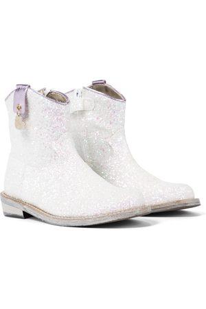 MONNALISA Glitter cowboy boots
