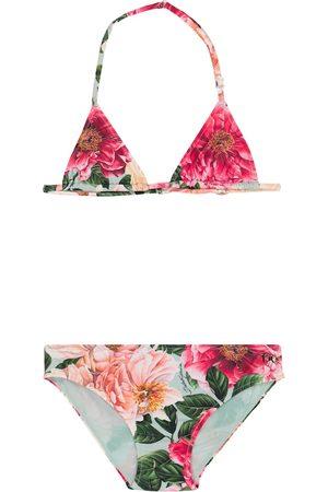Dolce & Gabbana Jente Bikinier - Floral bikini set