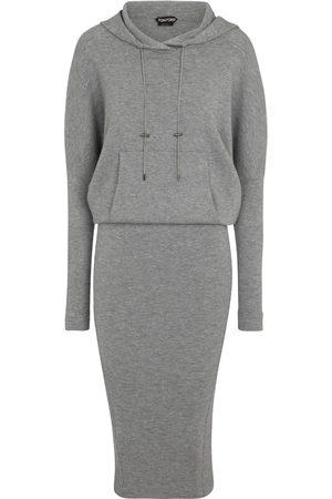 Tom Ford Stretch-cashmere hoodie dress