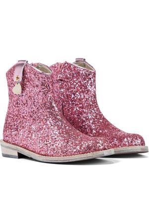 MONNALISA Jente Støvler - Glitter cowboy boots
