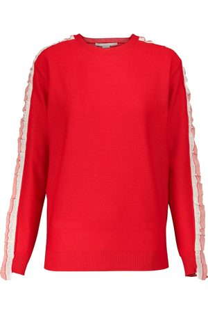 Stella McCartney Wool and silk sweater