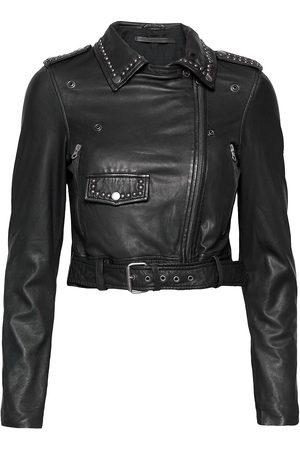 MDK / Munderingskompagniet Aia Leather Jacket Skinnjakke Skinnjakke