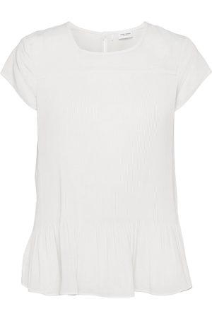 Gerry Weber Dame Kortermede - Blouse Short-Sleeve Blouses Short-sleeved