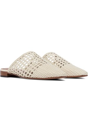 Souliers Martinez Dame Sandaler - Exclusive to Mytheresa – Espalmador leather mules