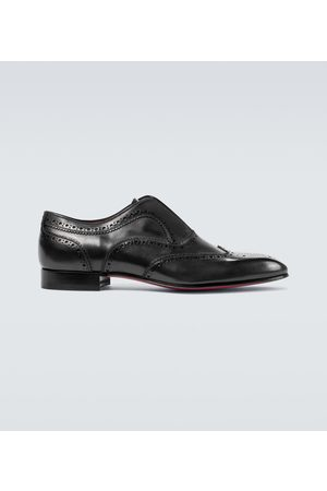 Christian Louboutin Platerboy flat derby shoes