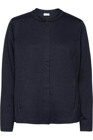 Gerry Weber Jacket Knit Fabrics Bluse Langermet