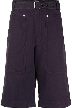 Isabel Marant Herre Bermudashorts - Belted knee-length shorts