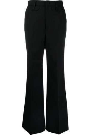 Gucci Dame Slengbukser - Flared tailored trousers