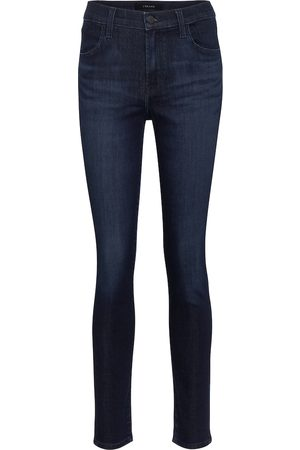 J Brand Dame High waist - Maria high-rise skinny jeans