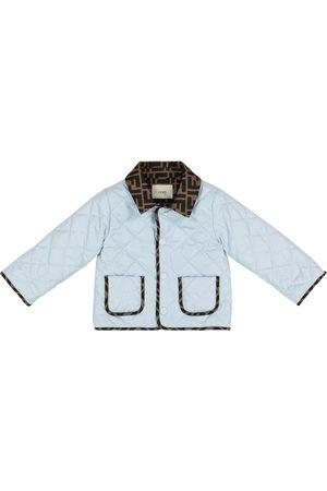 Fendi Dunjakker - Baby quilted jacket