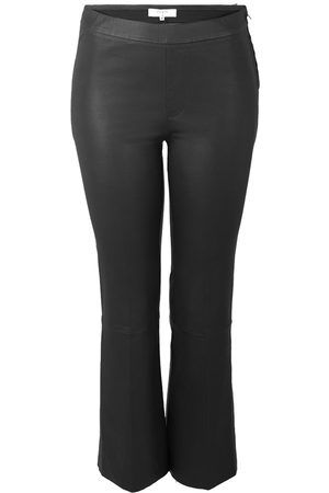 Dante 6 Leather Trousers Tayson Crop Flare
