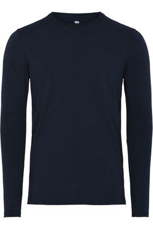 Dovre Herre Langermede - Wool Longsleeve Shirt