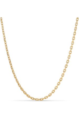 Jane Kønig F + E Chain Necklace, gold-plated sterling silver