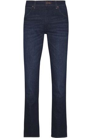 Wrangler Greensboro Denim Regular Straight Jeans