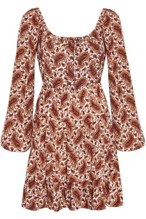 FAITHFULL THE BRAND Naline Mini Dress
