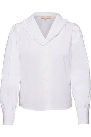Soft Rebels Dame Bluser - Srfika Ls Shirt Bluse Langermet