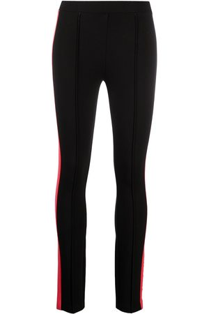 Karl Lagerfeld Contrast panel Punto leggings