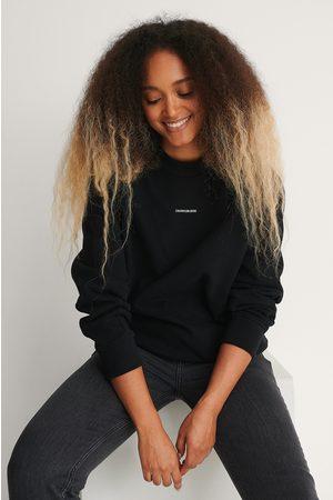 Calvin Klein Dame Hettegensere - Oversized Genser