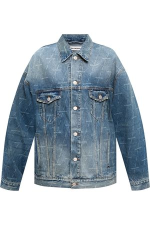 Balenciaga Oversize denim jacket