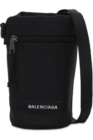 Balenciaga Explorer Nylon Crossbody Bag