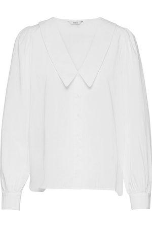 Envii Enbaggesen Ls Shirt 6731 Bluse Langermet