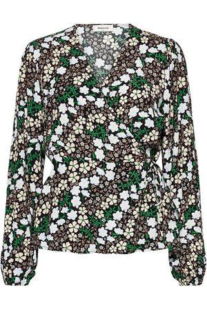 Modstrom Harlow Print Top Bluse Langermet Multi/mønstret