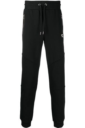 Karl Lagerfeld Herre Joggebukser - Ikonik biker trousers