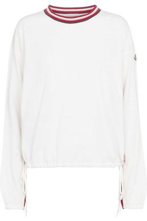 Moncler Dame Strikkegensere - Virgin wool sweater